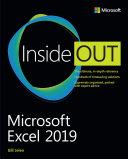 Microsoft Excel 2019 Inside Out Pdf/ePub eBook