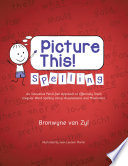 Picture This  Spelling Book