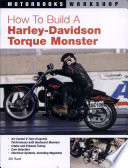 """How to Build a Harley-Davidson Torque Monster"" by Bill Rook"