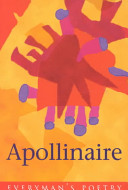 Guillaume Apollinaire Books, Guillaume Apollinaire poetry book
