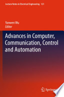 Advances In Computer Communication Control And Automation Book PDF