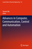 Advances in Computer, Communication, Control and Automation