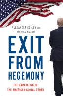 Exit from Hegemony [Pdf/ePub] eBook