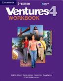 Ventures Level 4 Workbook with Audio CD