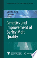 Genetics and Improvement of Barley Malt Quality