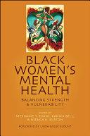 Black Women's Mental Health [Pdf/ePub] eBook