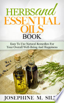 Herbs And Essential Oils Book Book PDF