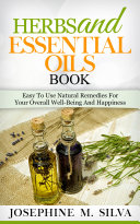 Herbs And Essential Oils Book