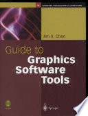 Guide To Graphics Software Tools Book PDF