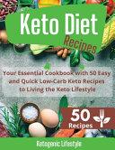 Keto Diet Recipes Book