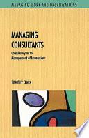 Managing Consultants Book