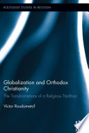Globalization And Orthodox Christianity