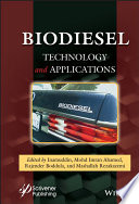 Biodiesel Technology and Applications Book