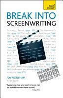 Break Into Screenwriting