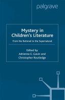 Pdf Mystery in Children's Literature