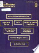Journal of Navy Civilian Manpower Management