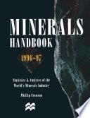Minerals Handbook 1996   97