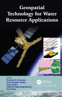 Geospatial Technology for Water Resource Applications