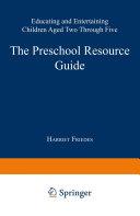 The Preschool Resource Guide Pdf/ePub eBook