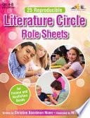 Literature Circle Role Sheets  ENHANCED eBook