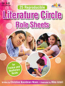 Literature Circle Role Sheets (ENHANCED eBook)