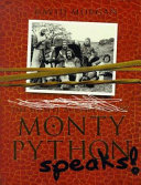 Monty Python Speaks  Book PDF