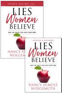 Lies Women Believe/Lies Women Believe Study Guide- 2 book set