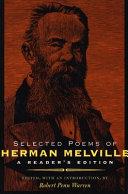Herman Melville Books, Herman Melville poetry book