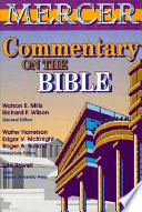 Mercer Commentary on the Bible