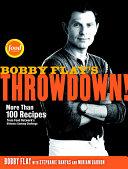 Bobby Flay's Throwdown! Book