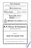 The United States Catalog Supplement  : Books Published 1902-1905 : Entries Under Author, Subject and Title in One Alphabet, with Particulars of Binding, Price, Date, and Publisher