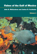 Pdf Fishes of the Gulf of Mexico, Volume 2