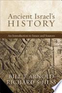 Ancient Israel s History