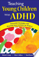 Teaching Young Children With ADHD Book