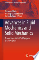 Advances In Fluid Mechanics And Solid Mechanics Book PDF