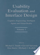 Usability Evaluation and Interface Design Book
