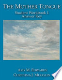 The Mother Tongue Student Workbook 1 Answer Key