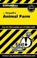 CliffsNotes on Orwell's Animal Farm Pdf/ePub eBook