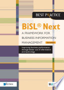 BiSL ® Next - A Framework for Business Information Management 2nd edition