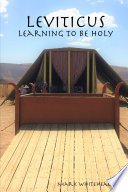 Leviticus  Learning to Be Holy