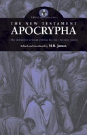 The New Testament Apocrypha Book