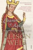 Eleanor Of Aquitaine Book PDF