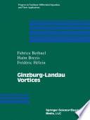 Ginzburg Landau Vortices