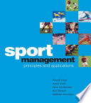 """Sport Management"" by Russell Hoye, Aaron Smith, Hans Westerbeek, Bob Stewart, Matthew Nicholson"