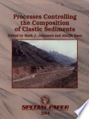 Processes Controlling the Composition of Clastic Sediments