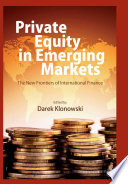 Private Equity In Emerging Markets