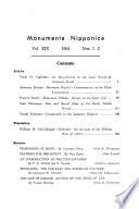 Monumenta Nipponica