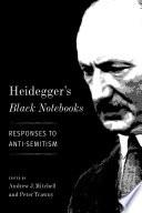 Heidegger s Black Notebooks