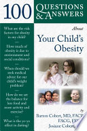 100 Questions Answers About Your Child S Obesity
