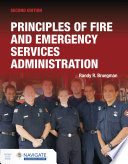 Principles of Fire and Emergency Services Administration